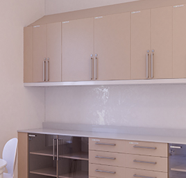 HTM 63 wall cabinets